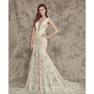 Calla Blanche #16241 Wedding Gown